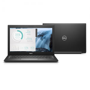 Dell Latitude 5480 14-Inch NoteBook Laptop Intel Core I5-7300HQ 2.5GHz Processor 4GB RAM 500GB HDD Intel HD Graphics Windows 10 Pro