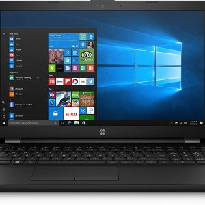 HP 15-BS013DX 15.6-Inch Touch Screen Core I3-7100U 2GHz Processor 4GB RAM