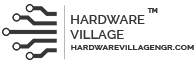 Hardware Village in Africa