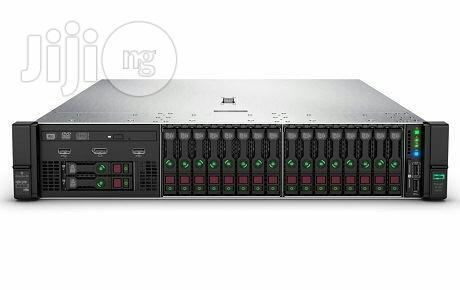 Hewlett Packard Enterprise ProLiant DL380 Gen10 server 2.1 GHz Intel Xeon Silver 4110 Rack (2U) 500 W in Nigeria