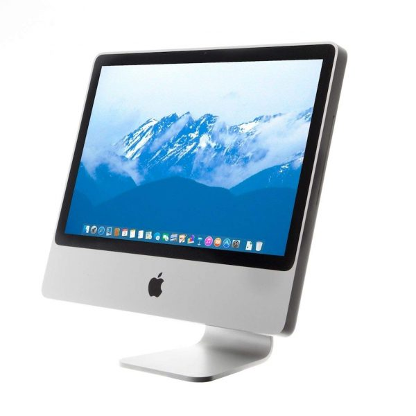 Apple iMac 21.5″ All In One Desktop Computer Core 2 Duo 3.6GHz Processor 4GB RAM 500GB HDD Intel