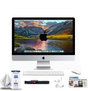 Apple iMac 27 Inch All in One Desktop Computer Intel Core i5 3.3GHz Processor 8GB 2TB HDD
