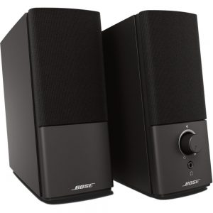 Bose® - Companion® 2 Series III Multimedia Speaker System (2-Piece) - Black Ask a question