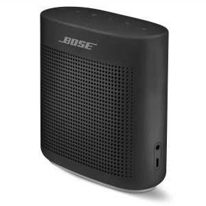 Bose SoundLink Color Portable Bluetooth Speaker II - Soft Black