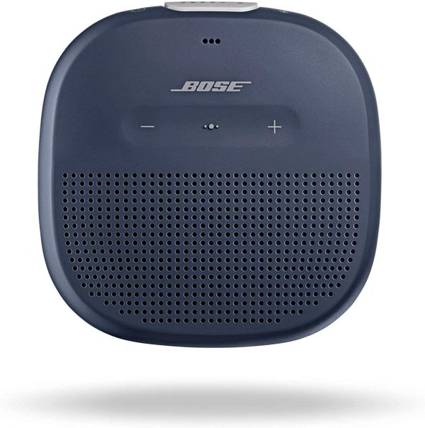 Bose SoundLink Micro Portable Bluetooth Speaker - Midnight Blue