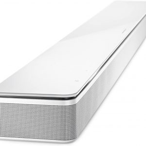 Bose Soundbar 700 for TV - Wireless - Bluetooth, Wi-Fi - Arctic White