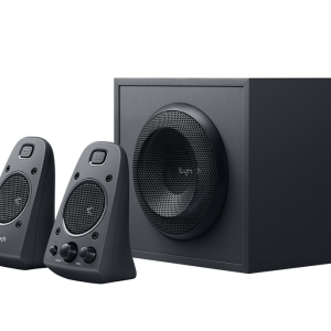 Logitech Z625 - Speaker system - 2.1-channel - 200-watt (total)